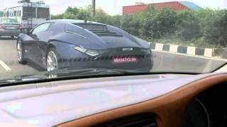 Super Cars in India , BMW i8 and DC Avanti in Gurgaon