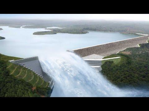 Die 10 größten Staudammbrüche