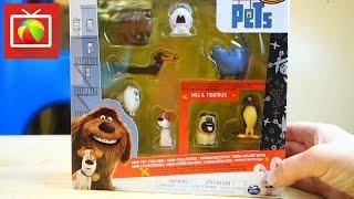 Тайная Жизнь Домашних Животных набор игрушек