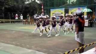 SDN Pangadegan IV (Juara 2 Madya D'Creps GalaSix 6) Jakarta 2014