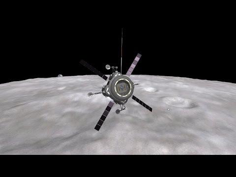 KSP RP-0 #233 The Seismic Sensor Landing