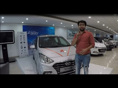 Hyundai xcent 2017   hyundai accent   sx   huyndai   2017 xcent   apple car play   Android auto