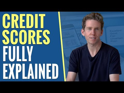 Credit Scores Fully Explained (Plus ONE Common Misconception)
