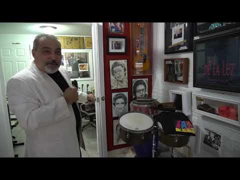 SPANISH HARLEM SALSA GALLERY in the heart of El Barrio, en el corazon del Barrio