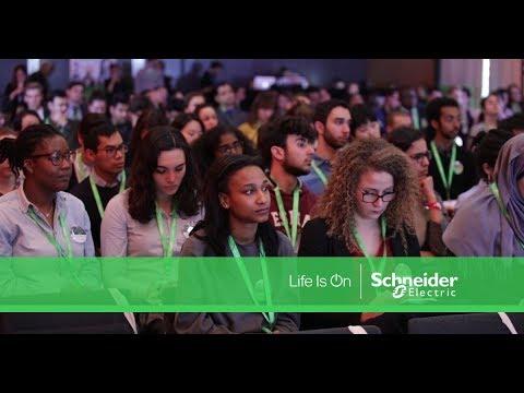 [Evènement dédié aux Jeunes Talents] Innovation Summit Paris 2018 - Schneider Electric