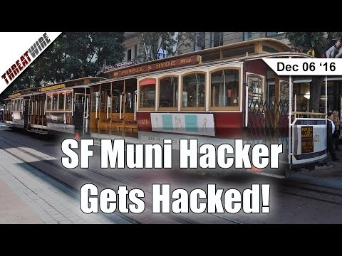 SF Muni Hacker Gets Hacked, Avalanche Goes Offline, AirDroid is Vulnerable - Threat Wire