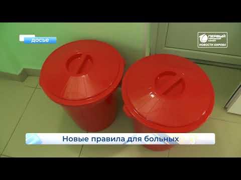 Новые правила от Минздрава  Рубрика коронавирус  Новости Кирова 09 11 2020