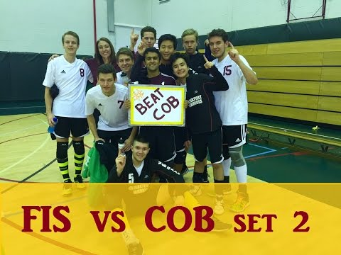 ISSTs 2015 FIS vs COB Set 2