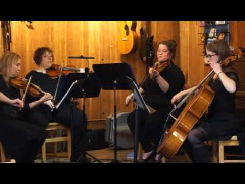 Minneapolis String Ensemble:  Quartet Option