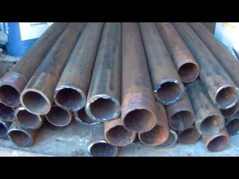 Видео Стальные трубы толстостенные ду 500