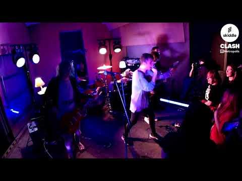 DEAD! live at Metropolis Studios for Clash Magazine