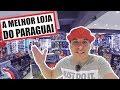 A MELHOR LOJA de TÊNIS do PARAGUAI | Tênis original e barato na CellShop