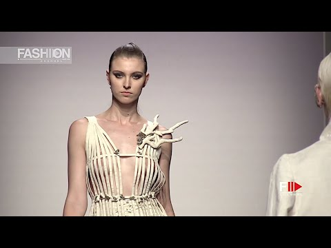 A HUMMING WAY by SWETA AGRAWAL ALTAROMA International Couture 2019 Rome - Fashion Channel