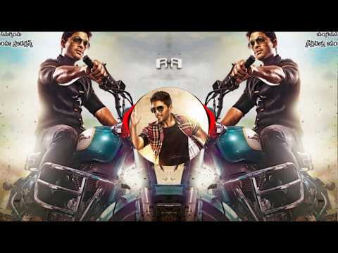 Bring the action ringtone from Racegurram Allu Arjun Surender Reddy Ss thaman