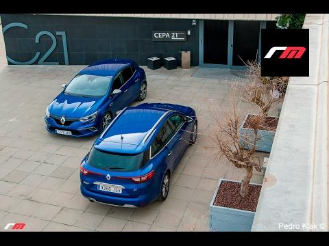 Renault Megane GT Berlina y Sport Tourer – Publirreportaje revistadelmotor.es