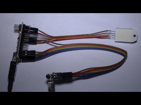 Building an IoT Humidity Sensor
