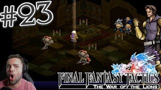 Showdown with Folmarv, Loffrey, and Cletienne - Final Fantasy Tactics War Of The Lions | Pt 23