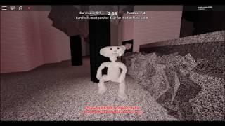 roblox terror- PLAYNG BEAR GAME HORROR ROBLOX 😨/jogando bear no roblox terror(bear [alpha])