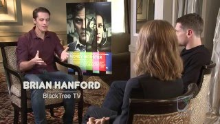Money Monster Interview w/ Jodie Foster and Jack OConnell