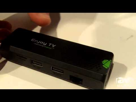 DSE 2016: Geniatech Shows ATV-168 HDMI Android Stick