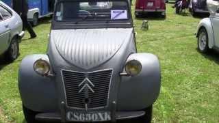 Citroën 2CV 1956