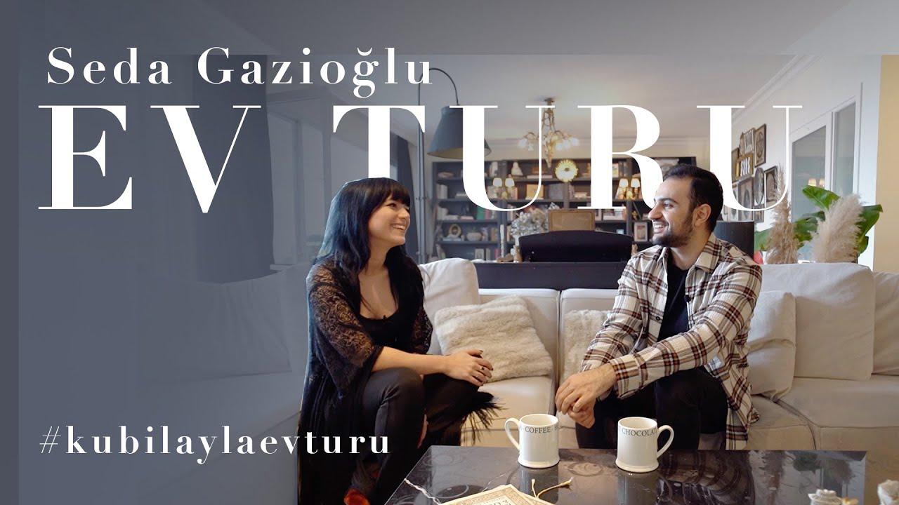 #EVTURU - Sanatçı Seda Gazioğlu'nun Cihangir'deki Evindeyiz - Kubilay Sakarya