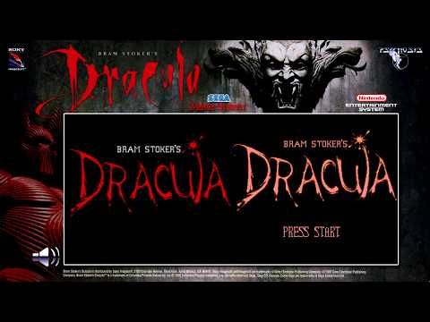 Bram Stoker's Dracula | Master System & NES | Comparison - Dual Longplay