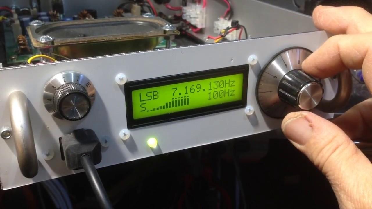 My Bitx 40 encoder