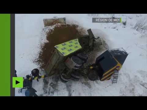 Russie : une barrière à toute épreuve passe au crash-test