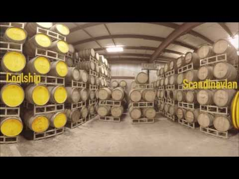 Allagash Brewery 360 Tour