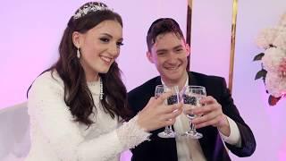 Jewish wedding, Ateres Charna, Spring Valley, New York