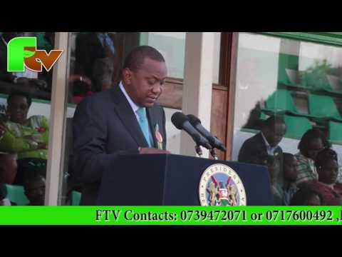 Grand Opening Of the Nairobi Agricultural Trade Fair 2016