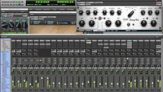 PSP SpringBox an emulation of a high-end quality studio spring reverb.