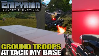MULTI TURRET 280 STEEL BLOCKS IN MINUTES | Empyrion Galactic Survival Gameplay | S15E19