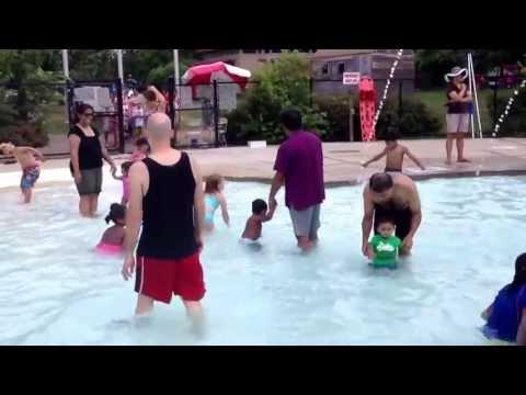 Artesani Waterpark, Cambridge. July 6, 2013
