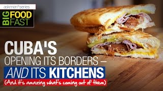 Cuba Is Open, Make Their Most Famous Sandwich