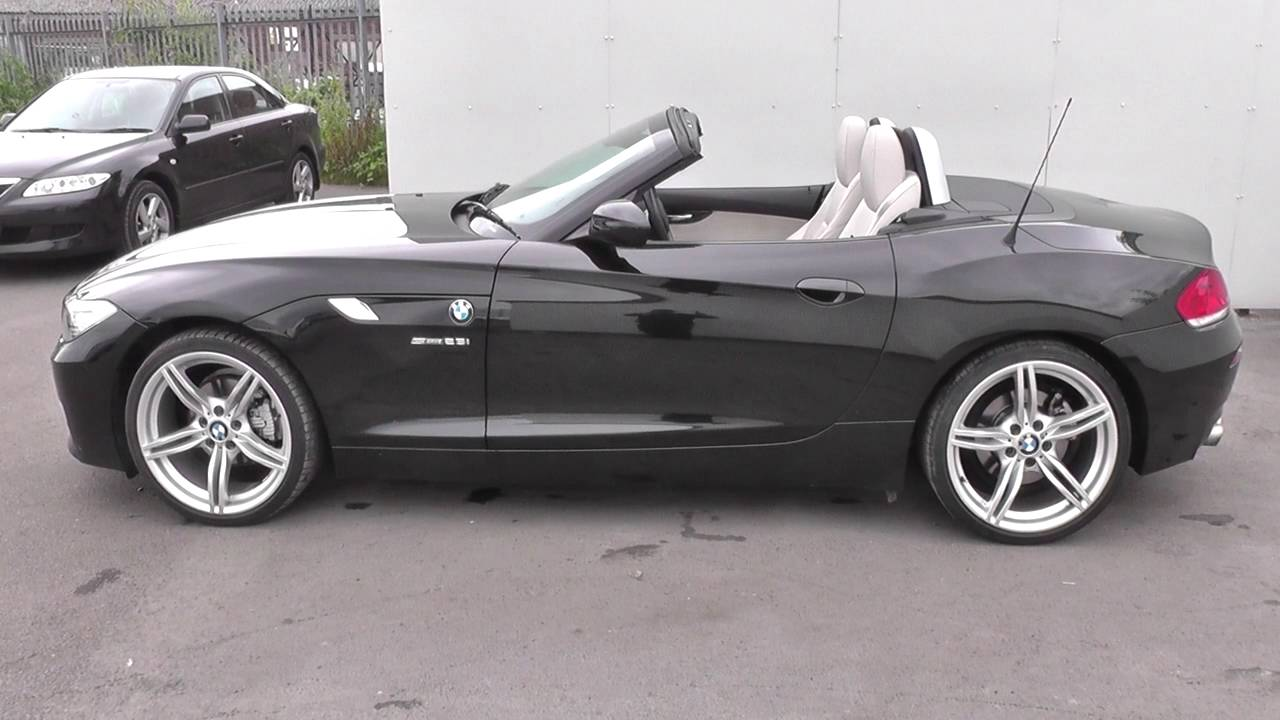 bmw z4 23i sdrive m sport 2dr auto u22246 youtube. Black Bedroom Furniture Sets. Home Design Ideas