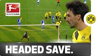 Smart Hummels Saves Dortmund