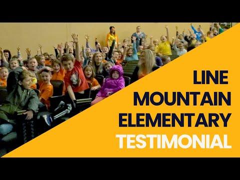 Line Mountain Elementary School Testimonial Video | Nick Scott