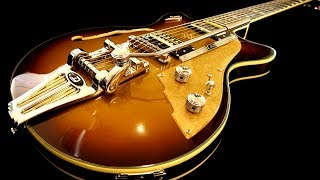 Seductive Jazzy Groove | Guitar Backing Track Jam in D