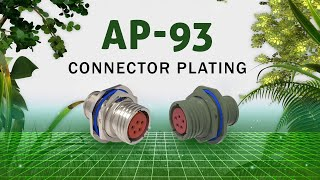 Video AP-93 Connector Plating