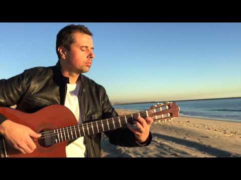 Ben Woods - Entre dos Aguas (Paco de Lucia) - Solo Flamenco Guitar - Acoustic