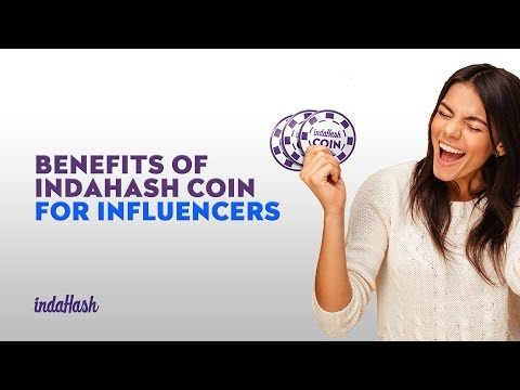 IDH IndaHash coin