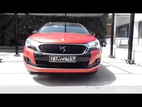 Actuoto: DS4 Crossback à Tunis (le grand essai)