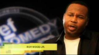 Roy Wood Jr Prank Call- Cuttin off Child Support