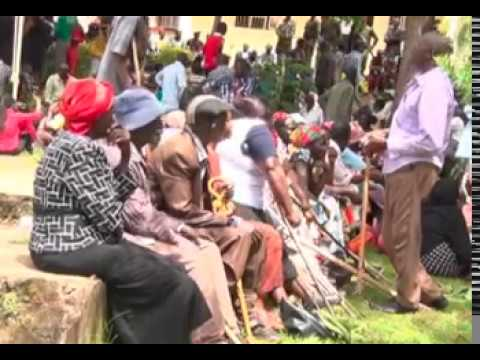 PWD storm Kitui govt offices over discrimination- County News Wrap