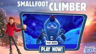 SMALLFOOT - Climber Game - September 28