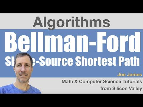 Bellman-Ford Single-Source Shortest-Path algorithm
