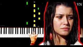Aşk-ı Memnu \ Yasak Aşk ( Bihter  Behlül ) - Piano by VN