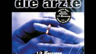 Die Ärzte - 1/2 Lovesong 1998 (Single)